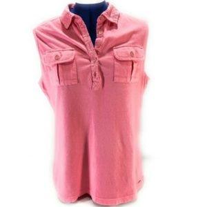 Tommy Hilfiger PinkTank TopSleeveless ShirtT-Shirt